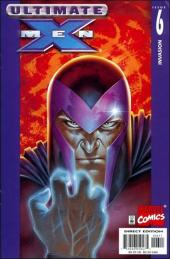 Ultimate X-Men (2001) -6- The tomorrow people part 6 : invasion