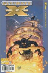 Ultimate X-Men (2001) -7- Return to Weapon X part 1