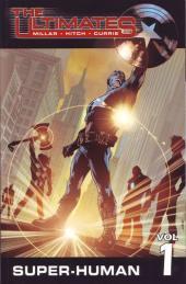 The ultimates (2002) -1- Super-human