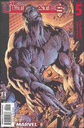 The ultimates (2002) -5- Hulk does manhattan
