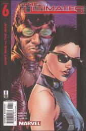 The ultimates (2002) -6- Giant man vs the wasp