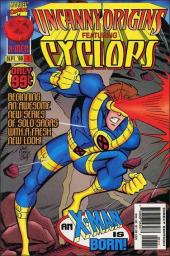 Uncanny Origins -1- The origin of cyclops