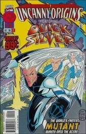 Uncanny Origins -2- The origin of quick-silver