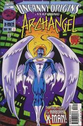 Uncanny Origins -3- The origin of archangel