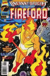 Uncanny Origins -4- The origin of firelord