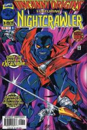 Uncanny Origins -8- The origin of nightcrawler