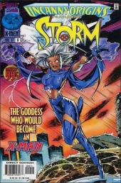 Uncanny Origins -9- The origin of storm