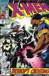 Uncanny X-Men (The) (1963) -283- Bishop's crossing
