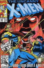 Uncanny X-Men (The) (1963) -287- Bishop to king's five