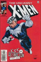 Uncanny X-Men (The) (1963) -392- Eve of destruction part 1