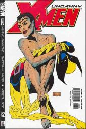 Uncanny X-Men (The) (Marvel comics - 1963) -408- Identity crisis