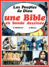 Une bible en bande dessinée - Tome 1