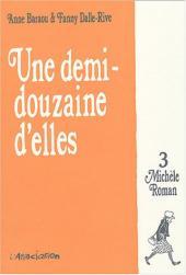 Une demi-douzaine d'elles -3- Michèle Roman