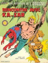 Araignée (Une aventure de l') -26- Rencontre avec Ka-Zar