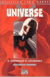 Universe X -3- Grandeur et décadence