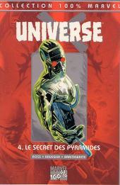 Universe X -4- Le secret des pyramides