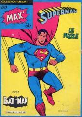Un max' de... -5- Un max' de Superman - Le puzzle