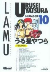 Urusei Yatsura (Lamu) -10- Numéro 10