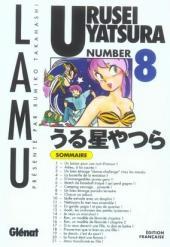 Urusei Yatsura (Lamu) -8- Numéro 8