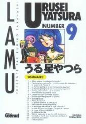 Urusei Yatsura (Lamu) -9- Numéro 9