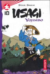 Usagi Yojimbo -10- Volume 10
