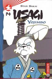 Usagi Yojimbo -14- Volume 14
