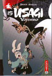Usagi Yojimbo -15- Volume 15