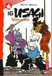 Usagi Yojimbo -16- Volume 16