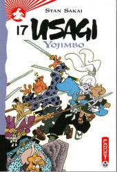 Usagi Yojimbo -17- Volume 17