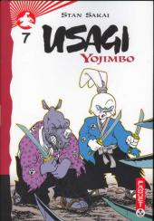 Usagi Yojimbo -7- Volume 7