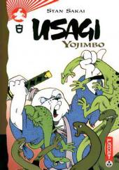 Usagi Yojimbo -8- Volume 8