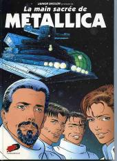La main sacrée de Metallica