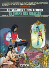 Le vagabond des Limbes -15a1993- Le temps des oracles