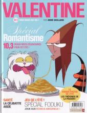 Valentine -3- Rien dans ma vie !