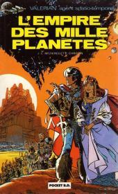 Valérian -2Poch- L'empire des mille planètes