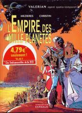 Valérian -2Ind- L'Empire des mille planètes