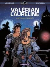 Valérian et Laureline (L'intégrale) -1- L'intégrale, volume 1