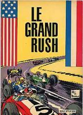 Valhardi -13- Le Grand Rush