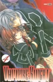 Vampire Knight -4- Tome 4