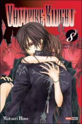 Vampire Knight -8- Tome 8