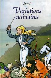 Variations culinaires - Tome 1