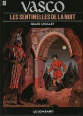 Vasco -4b1994- Les sentinelles de la nuit