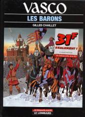 Vasco -5Ind2001- Les Barons