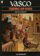 Vasco -6a1994- Ténèbres sur Venise