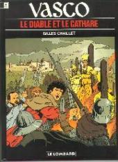 Vasco -7b1994- Le diable et le Cathare