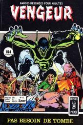 Vengeur (2e Série - Arédit - Comics Pocket) -10- Pas besoin de tombe