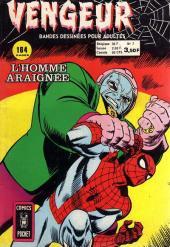 Vengeur (2e Série - Arédit - Comics Pocket) -7- L'homme araignée