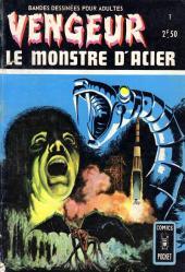 Vengeur (2e Série - Arédit - Comics Pocket) -1- Le monstre d'acier