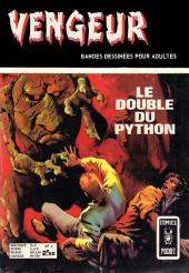 Vengeur (2e Série - Arédit - Comics Pocket) -3- Le double du python