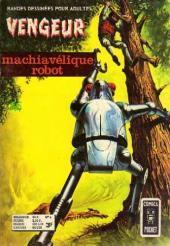 Vengeur (2e Série - Arédit - Comics Pocket) -4- Machiavélique robot